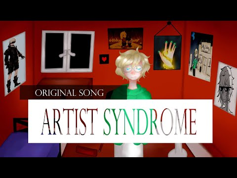 【LaZ feat. Fukase】 Artist Syndrome 【VOCALOID ORIGINAL SONG】