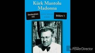 Kürk Mantolu Madonna Bölum 1 Sabahattin Ali