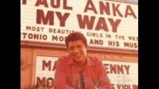 Paul Anka - Oh Lonesome Me