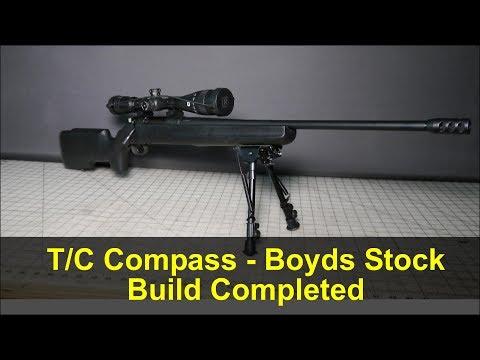 Unboxing Boyds Pro varmint Tactical Rifle Stock - смотреть