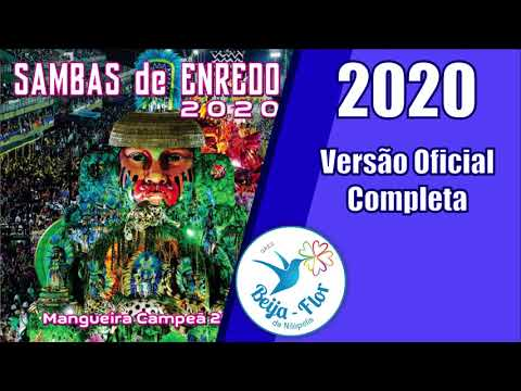 11 Beija-Flor 2020  - CD dos Sambas de Enredo 2020