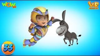 Vir: The Robot Boy - Compilation #33- As seen on Hungama TV
