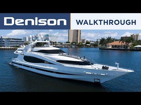 Millennium Super Yachts Raised Pilothouse video
