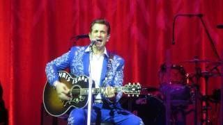 She's Not You - Take My Heart -  Chris Isaak - Massey Hall, TOronto-May 24,2016