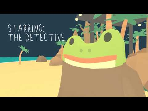 The Haunted Island - A Frog Detective Game [Trailer] thumbnail