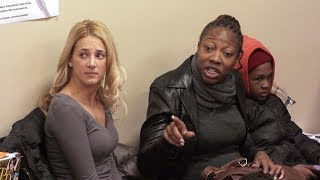 Hairdresser disapproves of interracial couple | What Would You Do? | WWYD
