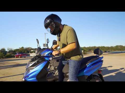 2021 Bintelli Scooters Flash 49 cc in Virginia Beach, Virginia - Video 1