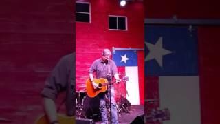 CHRIS KNIGHT LIVE ENOUGH ROPE (Hawkins TX 6-16-17)