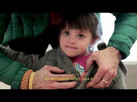 Watch videoDía Internacional de la Mujer 2021- DOWN ESPAÑA
