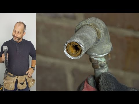 DIY Change your plumbing to pex ASAP!