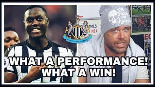 REVIEW   WEST HAM UNITED 2-3 NEWCASTLE UNITED
