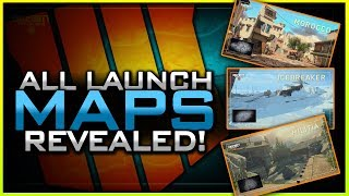 All Black Ops 4 Launch Maps Revealed! (Is it Enough Now?)