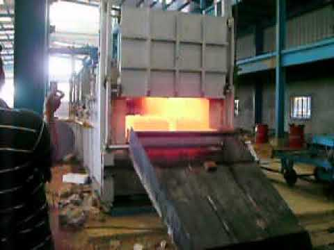 Pusher Type Furnace