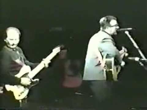 Elvis Costello 1987 - The Only Daddy That'll Walk The Line / Poisoned Rose
