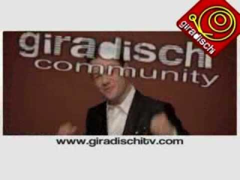 COMMUNITY GIRADISCHI e diventi protagonista in TV!