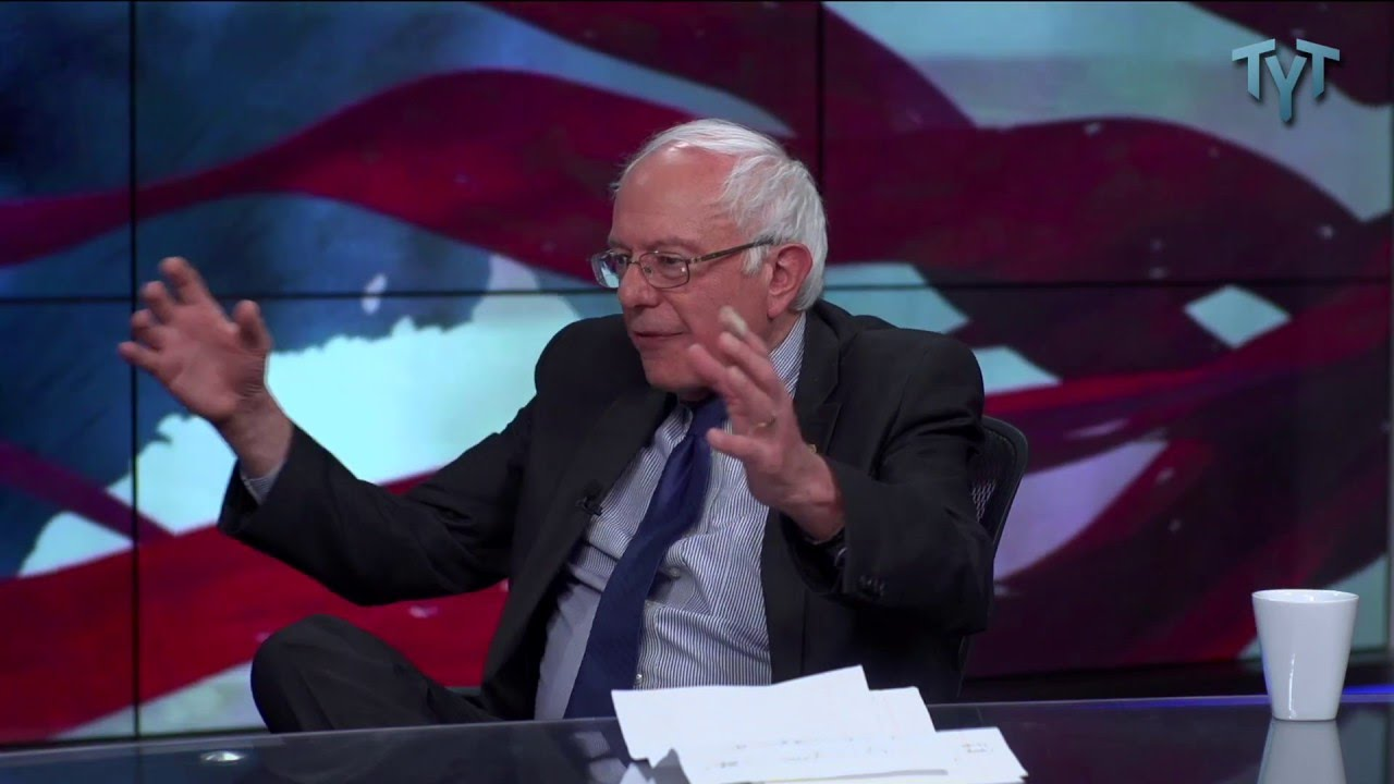 How Bernie Sanders Would Use The Bully Pulpit thumbnail
