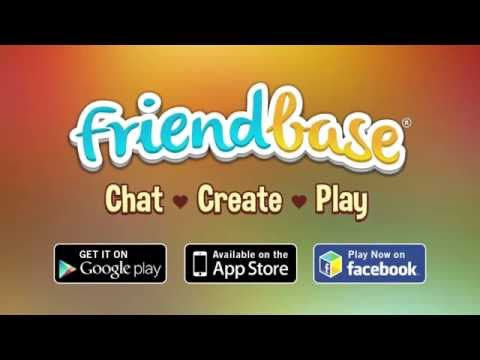 Video of Friendbase Chat, Create, Play