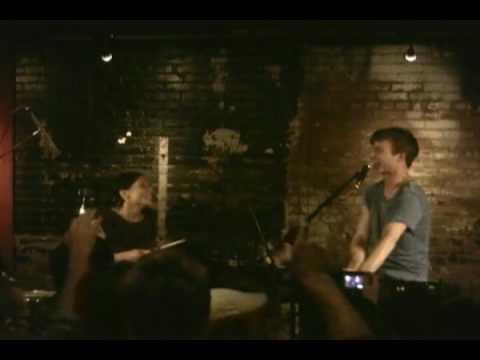 Live: Matt and Kim,