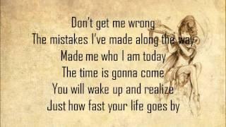 Three Days Grace - Time That Remains Lyrics