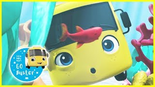 Buster In The Ocean | GoBuster Official | Nursery Rhymes | Videos for Kids | Single Episode