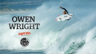 Owen Wright Searching In South Africa  Surfing Is Everything