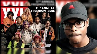 XXL 2018 Freshman Cover IS HERE | Initial Reaction/Rant!!!
