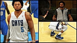NBA 2K14 Next Gen My Career - Cam Has Some SHOCKING News For The GM | CRAZY DUNKS In New Shoes