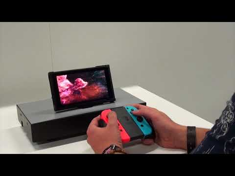 [Skyrim on Nintendo Switch] Gameplay