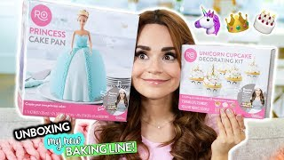UNBOXING MY *NEW* BAKING LINE ITEMS! + Giveaway thumbnail