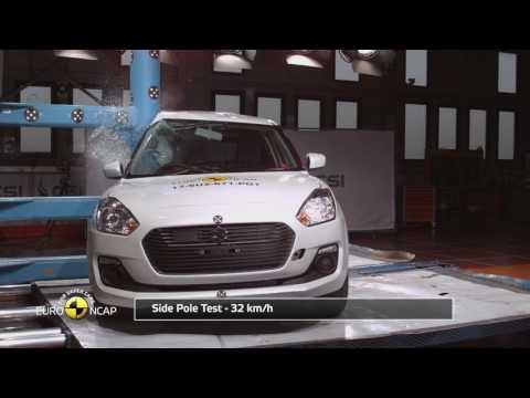 NCAP: Suzuki Swift