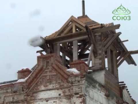 Храм святой мученицы Аллы Готфской