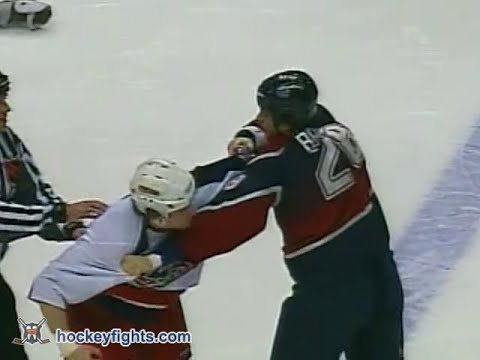 Jody Shelley vs Wade Brookbank