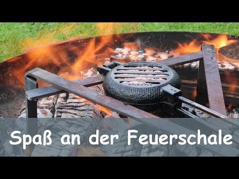 Feuerschale - Zubehör Test