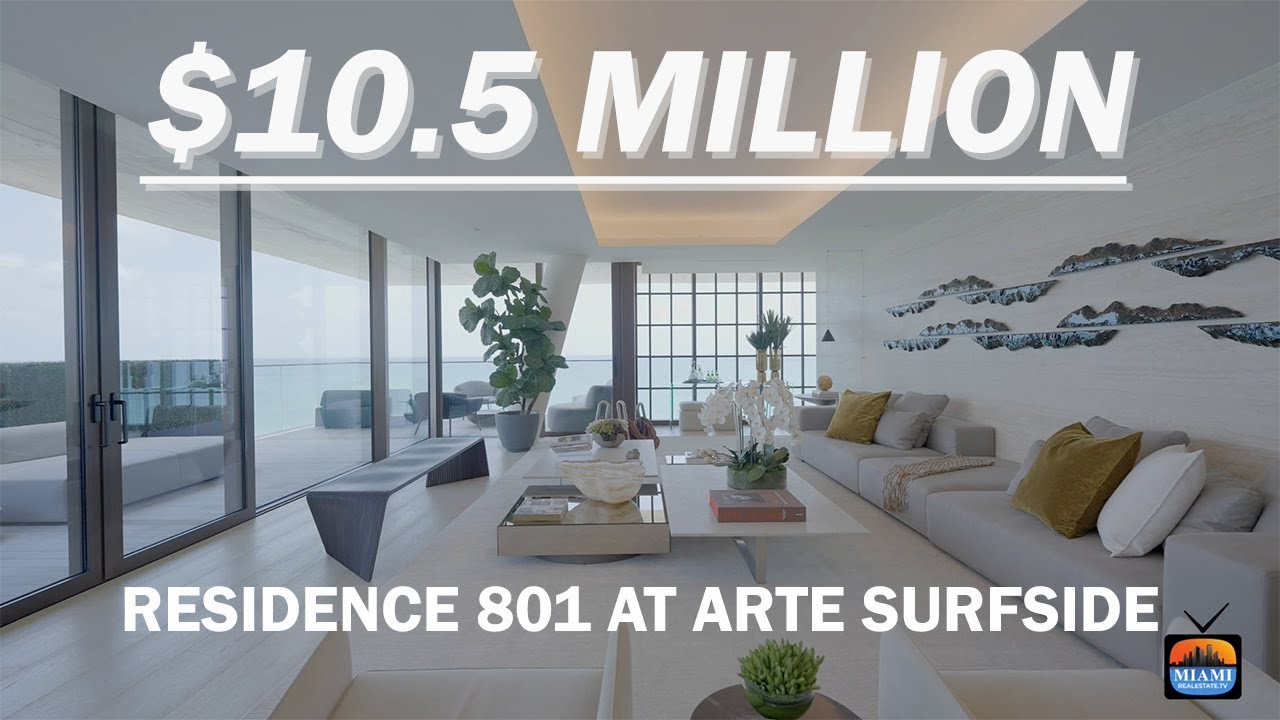 Episode 11: Arte Surfside – A Tour of Residence 801