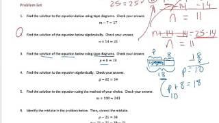 Grade 6 Module 4 Lesson 26 Problem Set
