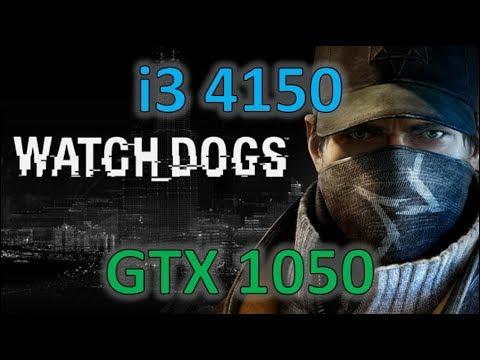 Watch Dogs - 30Fps Vs 60Fps (i3 4150 / GTX 1050 / 8GB RAM