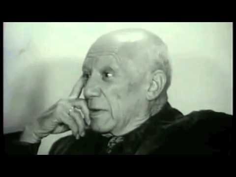 Vidéo de Pablo Picasso