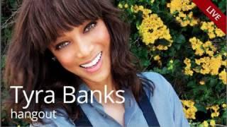 Тайра Бэнкс, Tyra Banks Google+ Hangout