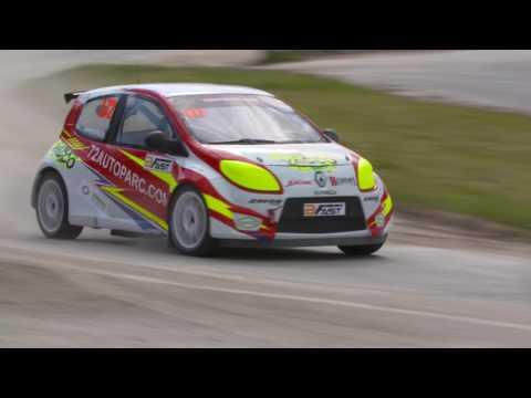Rallycross 2017 : première manche à Essay