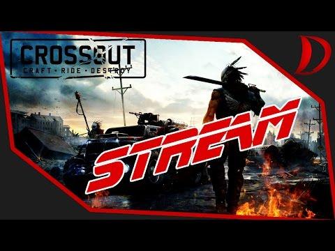JEN Crossout | STREAM | CZ |
