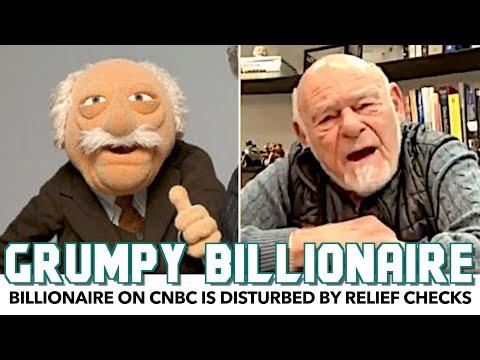 Billionaire Complains About Survival Checks On CNBC