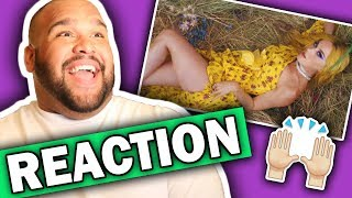 Calvin Harris - Feels (Official Video) ft. Pharrell Williams, Katy Perry, Big Sean [REACTION]