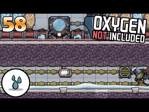 Oxygen Not Included #58 | Oxigeno Liquido 📝Ciclo 1102-1122📝 Gameplay Español