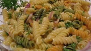 Betty's Version of Merrick Inn's Pasta Salad