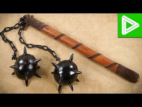 10 Deadly Medieval Weapons That Actually Existed!