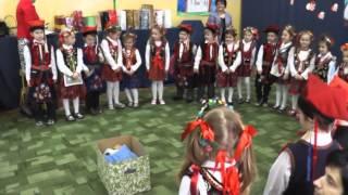 preview picture of video 'Przedszkole nr 3 Wadowice - Dzień babci i dziadka'