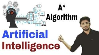 A* algorithm in artificial intelligence in hindi | a* algorithm in ai | a* algorithm with example