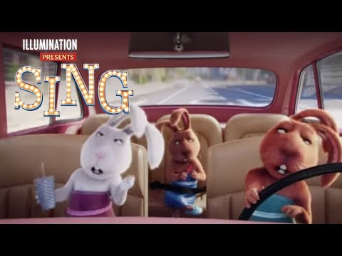 Sing Commercial (2016) (Television Commercial)