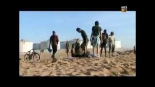 preview picture of video 'BAIGNADE FRAICHE A SAFI'