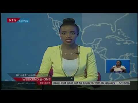 Weekend at One: Full Bulletin with Michelle Ngele, 10th December 2016
